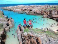 Menjemput Pagi di Pantai Tolanamon Ujung Selatan Timor