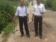 Hati-hati Melintas di Belakang STIM Kupang, Ada Pemerasan Bermodus Perbaikan Jalan