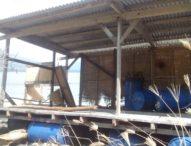 Rakit Mutiara Milik PT Cendana Indopearls Dihempas Gelombang ke Darat Sejauh 300 Meter