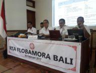 Yusdi Diaz Kali Ketiga Pimpin Flobamora Bali
