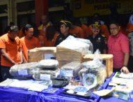 Polda Bali Ungkap 67 Tersangka Narkoba di Operasi Antik Agung 2017, Tiga Diantaranya WNA