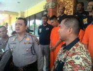 Tiga Pedagang Asal Lampung Bobol ATM di Bali