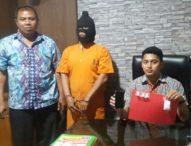 Ditangkap, Residivis Kasus Pengeroyokan Jualan Sabu