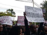 Aliansi Mahasiswa Papua Desak Pemerintah Tutup PT Freeport