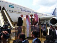 Raja Salman Pulang ke Arab
