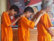 Pelajar SMA Ditangkap – Terungkap Jaringan Peredaran Gorila
