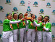 Rebut Juara 1 Senam Pramuka Jiid 2 -SMK TI Bali Global Karangasem Kembali Ukir Prestasi