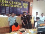 Kantor Pos Denpasar Lima Kali Gagalkan Narkoba Selundupan dari Luar Negeri