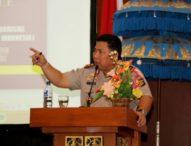 Kapolda Bali Minta Mahasiswa Jaga Keutuhan NKRI