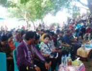 Bupati dan Ketua DPRD Sikka Janjikan Listrik Untuk Masyarakat Parumaan