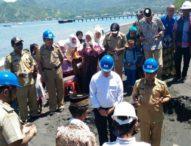 Dana 7 M Untuk Pengamanan Pantai Pu'u Naka