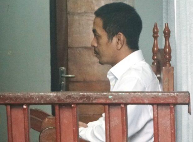 Putu Eka Putra Dituntut 3,5 Tahun Penjara – Penganiaya Ibu Kandung Jaksa Ini Menangis