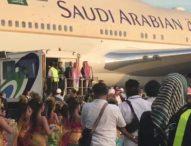 Raja Salman Tiba di Bali – Setelah Makan Siang di Brunei Darussalam