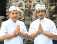 Walikota Rai Mantra dan Wawali Jaya Negara Ucapkan Selamat Hari Suci Nyepi