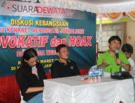 AMO Bali Deklarasikan Anti Hoax