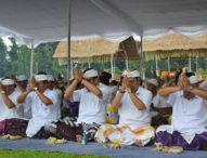 Sehari Sebelum Nyepi, Pemkot Denpasar Laksanakan Tawur Agung – Rai Mantra Ajak Masyarakat Jaga Kesucian Nyepi