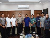 Walikota Rai Mantra Silahturahmi dengan Kapolda Bali – Koordinasi Keamanan dan Kenyamanan Masyarakat