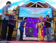 Bupati Karangasem Apresiasi Kompetisi TIK Kar 2 Yang Digelar SMK TI Bali Global Karangasem