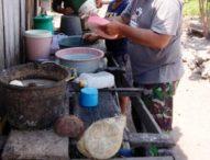 TNI Bersama Masyarakat Merajut Kasih, Mempererat Kekeluargaan Melalui Uang Lauk Pauk TMMD ke-98