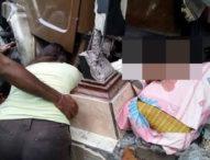 Rem Blong, Truk Masuk Halaman Rumah, Ibu dan Anak Tewas di TKP