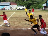 Bupati Flotim Cup – Tunas Cendana Ritaebang Lumat Gawerato Badu