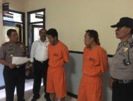 Dua Pemuda Pungli di Kuta,Mengaku Warga Legian