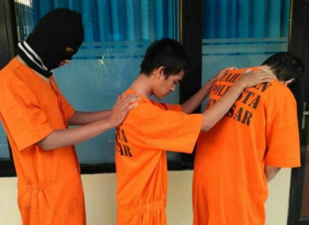 Edarkan Sabu, Dua Pelajar SMK di Denpasar Diciduk Petugas