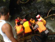Ditemukan, Komang Aditya Meninggal Tersangkut di Batang Kayu