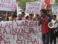 Warga Eks Timor Timur Tagih Janji Gubernur NTT