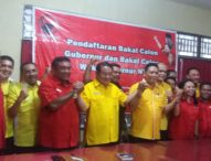 Ketua DPD Golkar  NTT Mendaftar ke PDIP Sebagai Balon Gubernur NTT