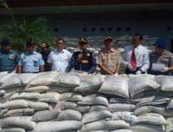 63,8 Ton Amonium Nitrat Senilai Rp 8,2 M Diamankan Bea dan Cukai di Laut Bali