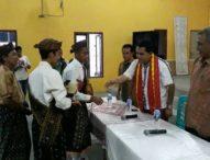 Ritual Kepok Kapung dan Antusias Warga Sambut Laka Lena di Manggarai Timur