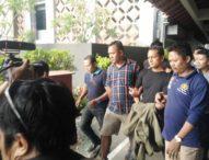 Diterbangkan dari Riau, Jose Ortis Langsung Diinapkan di Polresta Denpasar