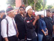 Komponen Rakyat  Bali Tuntut Polda Bali Segera Tangkap Munarman