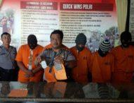 Lima ABG Curi Barang Berharga Korban Kecelakaan, Ditangkap