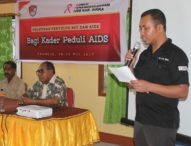 WPA Lakukan Pelatihan dan Penyuluhan HIV/AIDS