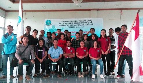 AMA Jakarta Gelar PAB dan LDK di Puncak, Bogor