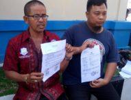 Bawa Kabur Mobil Taksi Online, Sepasang Kekasih dilaporkan ke Polisi