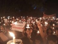 Dari Bali, Ribuan Lilin Solidaritas Untuk Keadilan Ahok