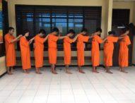 Asyik Nyabu di Kost, Dua Pria & Seorang Wanita Ditangkap