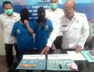 Dua Kurir Narkoba, Satu Pegawai Honorer Puspem Badung Ditangkap BNN