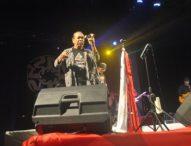 Sawong Jabo Tutup Konser Launching Album Anak Angin
