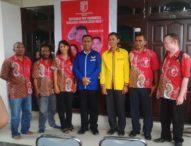 Gandeng Rafael Raga, Ansar Rera Mendaftar di PKP Indonesia
