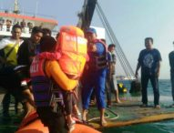 Gelombang Tinggi, Kapal Karya Maritim III Kandas di Selat Bali