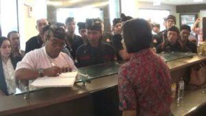 Habib Riziek Dilaporkan ke Polda Bali2