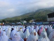 Perayaan Idul fitri di Larantuka: Ramadhan Adalah Syarul Tarbiyah, Membangun Flotim Menjadi Baldatun Toyyibatun Warobbun Ghofur