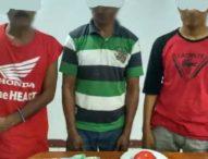 Polisi Ciduk Tiga Pemuda Kupang Saat Berjudi