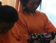 Dua PSK Diamankan Saat Ambil Tempelan Sabu