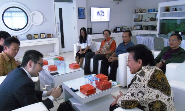 Petinggi Kedutaan Besar Jepang Kunjungi STIKOM Bali