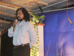 Kepala SMAK Darius Larantuka Romo Anton Londa, Pr. BNN/Eman Niron.